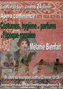 Affiche costumes h p